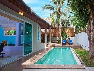 Elegant 2 bed resort villa with pool, Ko Samui