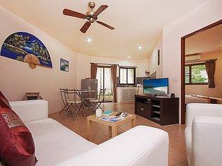 Wan Hyud Villa No.102 | 1 Bed Condo in Chaweng on Samui