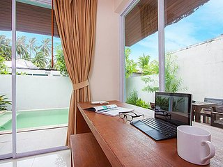 Moonscape Villa 203 | Prime 2 Bed Pool Villa in Koh Samui