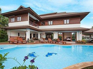 Lanna Karuehaad Villa B | 7 Bed Pool Residence Chiang Mai