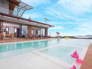 Koh Samui Holiday Villa 8012