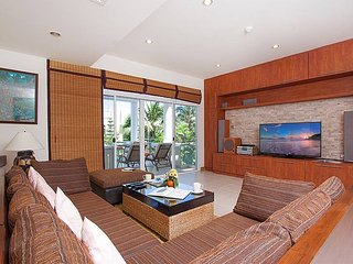 Blue Lagoon Hua Hin 201 | Unique Modern 2 Bed Condo