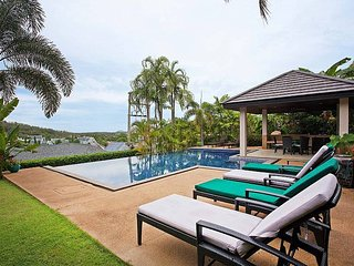 Morakot Villa   6 Bed Modern Pool Villa Near Nai Harn Beach South Phuket, Kata Beach