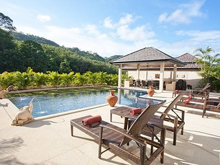 Waew Opal | 6 Bed Serviced Pool Villa in Nai Harn South Phuket, Kata Beach