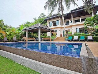 Morakot Villa | 6 Bed Modern Pool Villa Near Nai Harn Beach South Phuket