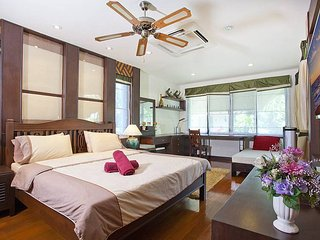 Asian style 3 bed pool villa, Pattaya