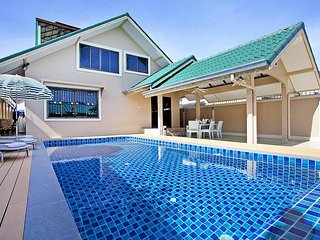 Villa Enigma | 2 Bed Pool Home between Jomtien and Pratumnak Pattaya