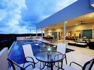 View Peche Villa | 8 Beds with Stunning Views over Andaman Sea Phuket