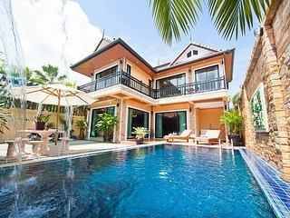 BangTao Tara Villa 2 | 3 Bed Pool Home close to Bang Tao Beach in Phuket