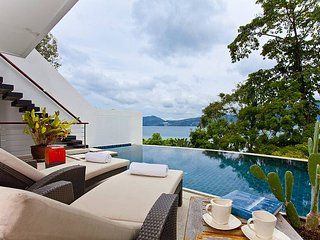 Seductive Sunset Villa Patong A6 | 3 Bed Ocean View House in Phuket