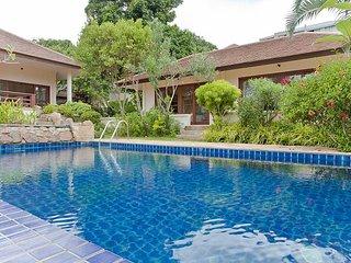 Summitra Pavilion Villa No. 10 |  3 Bed Pool Hillside House in Koh Samui