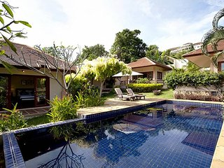 Summitra Pavilion Villa No. 3 | Luxury 3 Bed Pool Rental in Koh Samui