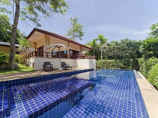 Summitra Pavilion Villa No. 5 | 3 Bed Pool Property in Koh Samui