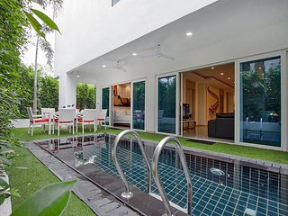 Fantasia Apartment | 2 Bed Apartment with Plunge Pool in Pattaya