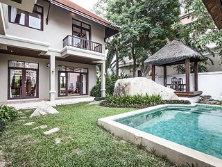 Chaweng Sunrise Villa 1 | 3 Bed with Private Pool in Samui