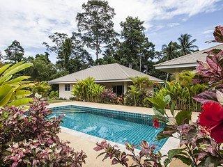 Baan Maenam No.1   2 Bed Villa with Shared Pool in Samui, Koh Samui