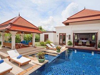 Baan Pasana | 3 Bed Privat Pool Getaway in Laguna Phuket