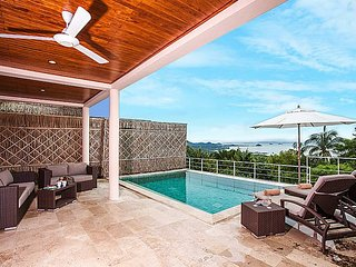 Baan Phu Kaew C4 | 3 Bed Pool House on the Hill Koh Samui
