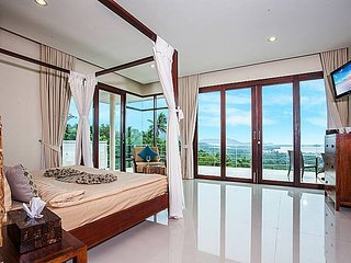 Baan Phu Kaew A5 | 3 Bed Pool Villa on The Hills in Samui