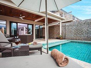 Baan Phu Kaew A6   3 Bed Hillside Pool Villa in Koh Samui