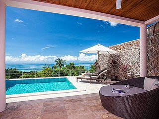 Baan Phu Kaew C5 | 3 Bed Hillside Pool Villa in Koh Samui