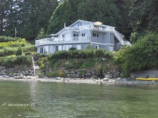 Beach House Salt Spring -  Sunrise Suite -s/c  with kitchen, Fulford Harbour