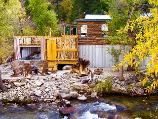 Merrifield Homestead Cabins & Hotsprings/Merrifield Cabin, Buena Vista