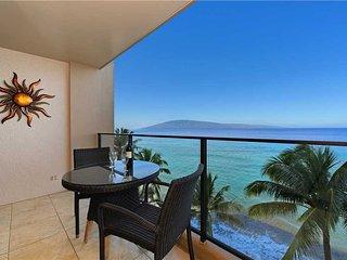 A true gem of the Westside with Amazing Ocean Views  Mahana Resort #813