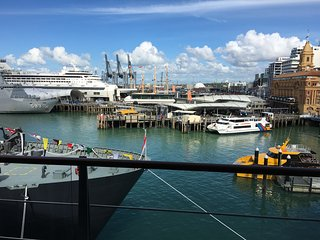Waterfront, Princes Wharf Luxury Apartment, Auckland