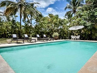Casa de Campo 1721 - Ideal for Couples and Families, Beautiful Pool and Beach