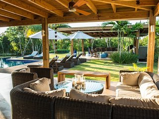Villa 4210, Casa de Campo - Ideal for Couples and Families, Beautiful Pool and