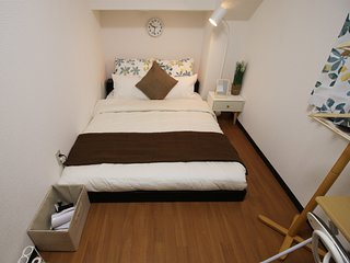 Uhome Tabata Youth House Double bed room-TN2F
