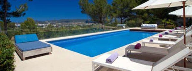 Extravagant 6 Bedroom Villa in Ibiza, Sant Josep de Sa Talaia