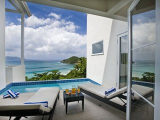 Elegant 3 Bedroom Villa on Brewers Bay, Tortola