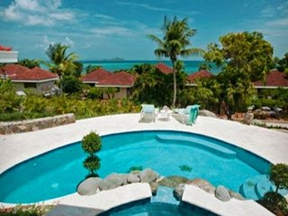 Lovely 3 Bedroom Villa in Mahoe Bay, Virgin Gorda