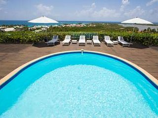 Spectacular 3+1 Bedroom Villa in Orient Bay