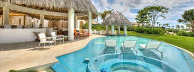 Delightful 6 Bedroom Villa in Cap Cana, Punta Cana