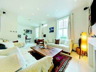 3 bed Victorian home in Pimlico nr. Victoria stn, Londen