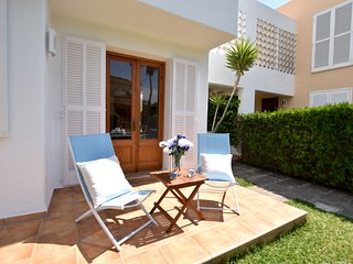 2 bedroom Villa in Playa de Muro, Balearic Islands, Spain : ref 5334064