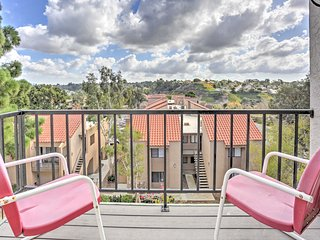 NEW! 2BR San Diego Townhome - Minutes from UCSD!