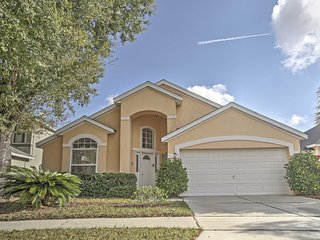 NEW! Comfy 4BR Davenport House w/Private Pool!