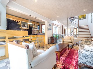Stylish 3 Bedroom Loft Apartment in Providencia