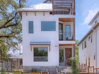 Design-Forward 3 Bedroom Home Close to Downtown Austin