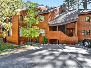 River View Condo on the Truckee River, Lake Tahoe (California)