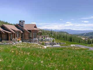 White Grass Lodge, Big Sky