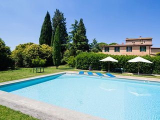3 bedroom Villa in Siena, Tuscany, Italy : ref 5269733