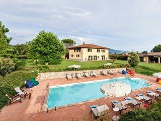 6 bedroom Villa in Poppi, Casentino, Tuscany, Italy : ref 2383113