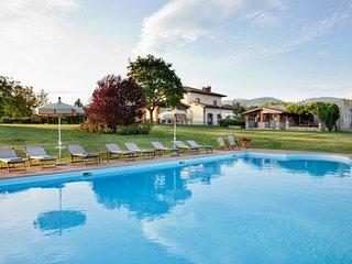 Villa Berta, Poppi