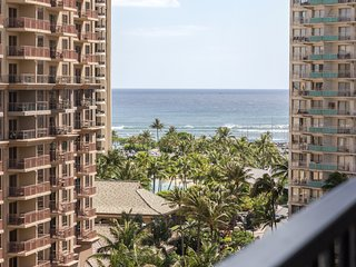 Ocean View, Prime Location, FREE Parking!