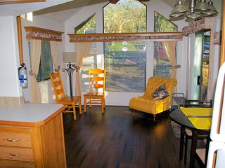 Tiny House at Carmel Lavender, Carmel Valley